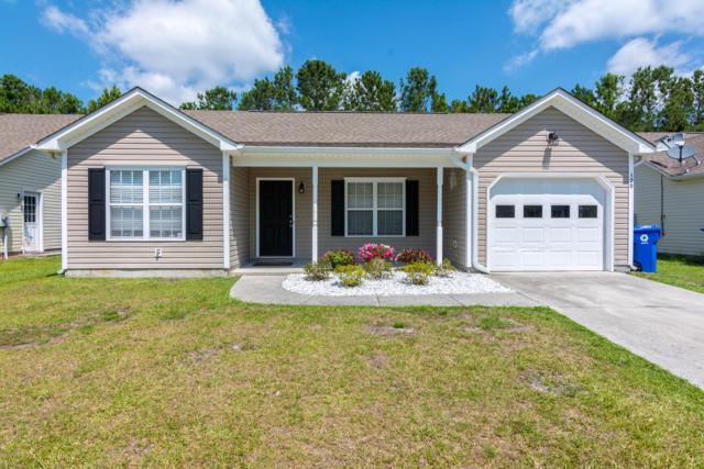120 Belvedere Drive, Holly Ridge, NC 28445 (MLS #100172581) :: Century 21 Sweyer & Associates