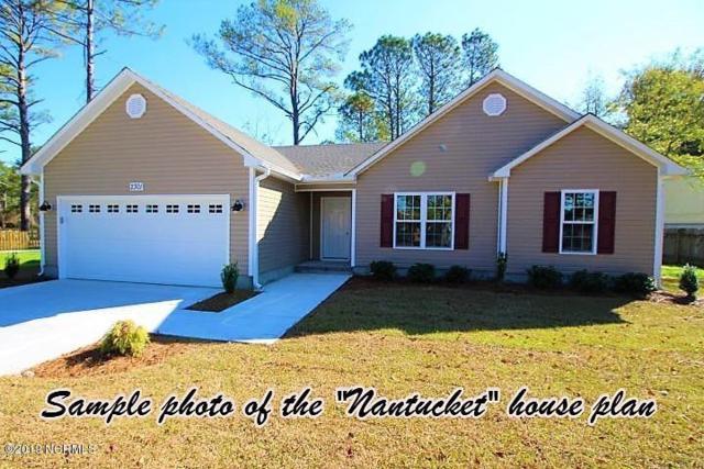 4203 Country Club Road, Morehead City, NC 28557 (MLS #100172606) :: David Cummings Real Estate Team