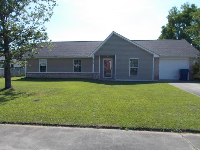310 Panther Trail, Havelock, NC 28532 (MLS #100172620) :: Century 21 Sweyer & Associates