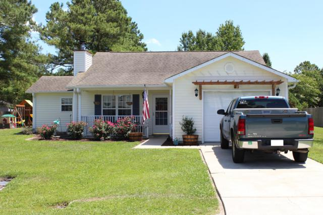 103 Quarterhorse Lane, Jacksonville, NC 28546 (MLS #100172676) :: Berkshire Hathaway HomeServices Hometown, REALTORS®