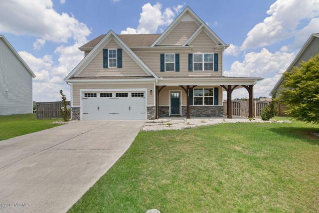 121 Foggy River Way, Jacksonville, NC 28540 (MLS #100172682) :: Berkshire Hathaway HomeServices Hometown, REALTORS®