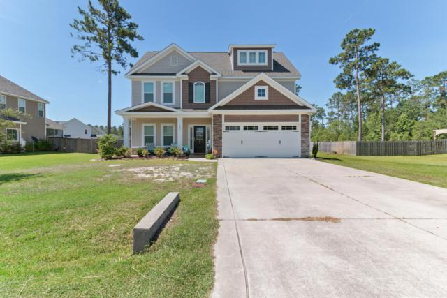 107 Peytons Ridge Drive, Hubert, NC 28539 (MLS #100172728) :: David Cummings Real Estate Team