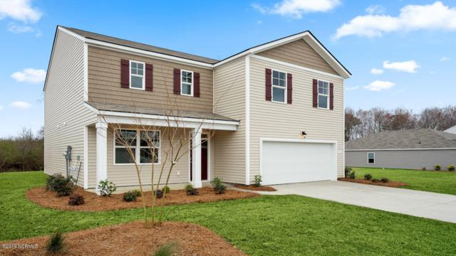 7040 Bayou Way Lot 33, Wilmington, NC 28411 (MLS #100172812) :: RE/MAX Essential