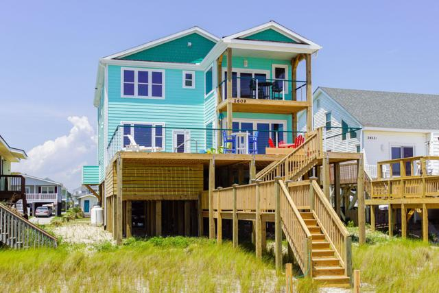 2609 E Beach Drive, Oak Island, NC 28465 (MLS #100172813) :: Berkshire Hathaway HomeServices Myrtle Beach Real Estate