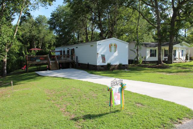 820 Magnolia Drive, Sunset Beach, NC 28468 (MLS #100172914) :: RE/MAX Elite Realty Group