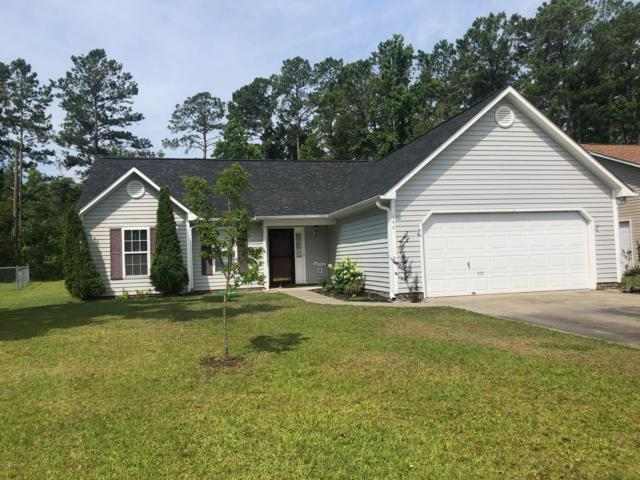 144 S Forest Drive, Havelock, NC 28532 (MLS #100173272) :: CENTURY 21 Sweyer & Associates