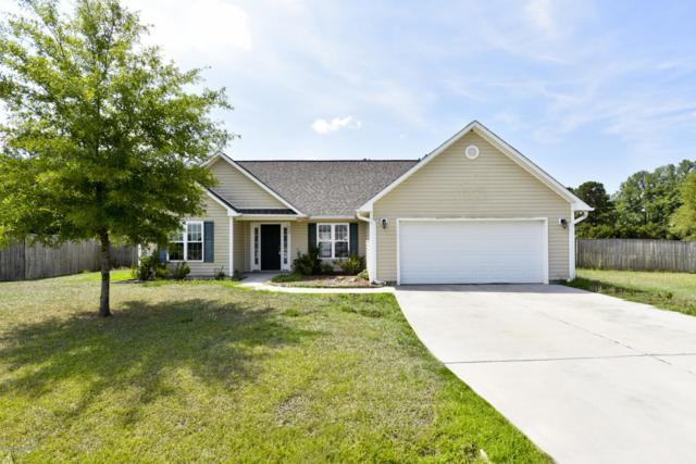 303 Cherry Blossom Court, Richlands, NC 28574 (MLS #100173397) :: Chesson Real Estate Group