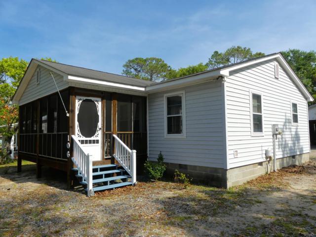 2106 W Oak Island Drive, Oak Island, NC 28465 (MLS #100173417) :: The Cheek Team