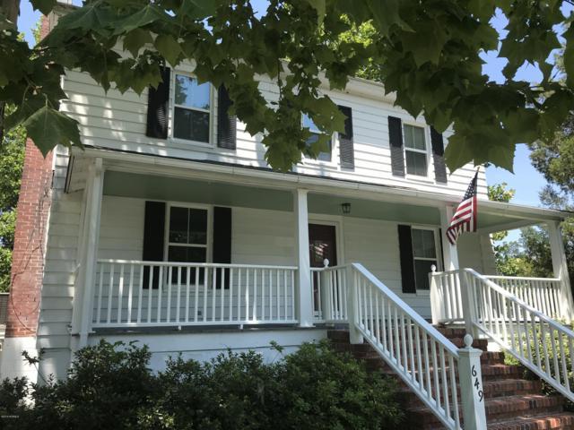 649 E Main Street, Belhaven, NC 27810 (MLS #100173535) :: Lynda Haraway Group Real Estate