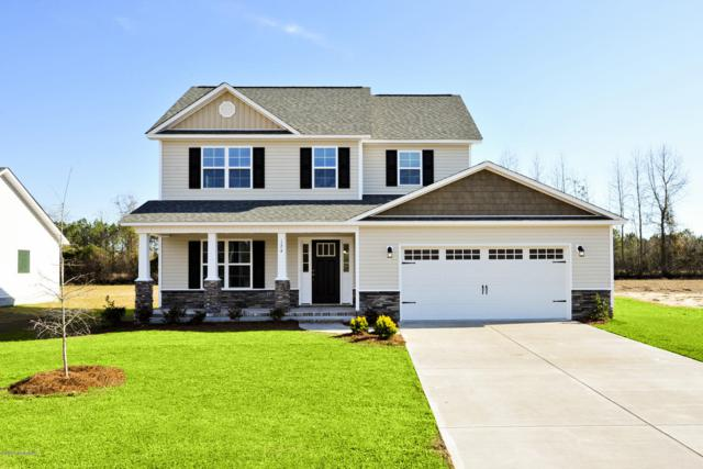 130 Waterford Way, Maysville, NC 28555 (MLS #100173546) :: RE/MAX Elite Realty Group