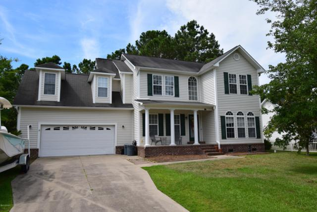 153 E Ivybridge Drive, Hubert, NC 28539 (MLS #100173656) :: Berkshire Hathaway HomeServices Hometown, REALTORS®