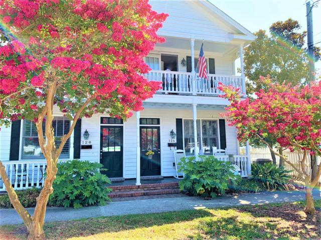 126 Ann Street, Beaufort, NC 28516 (MLS #100173805) :: RE/MAX Essential