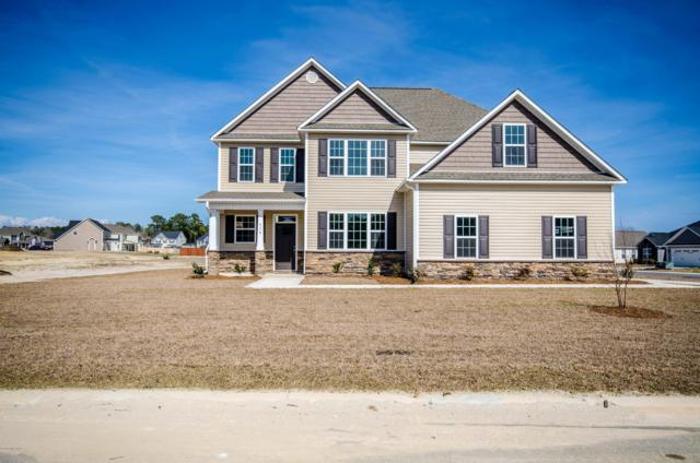 616 High Tide Drive, Sneads Ferry, NC 28460 (MLS #100173898) :: The Keith Beatty Team