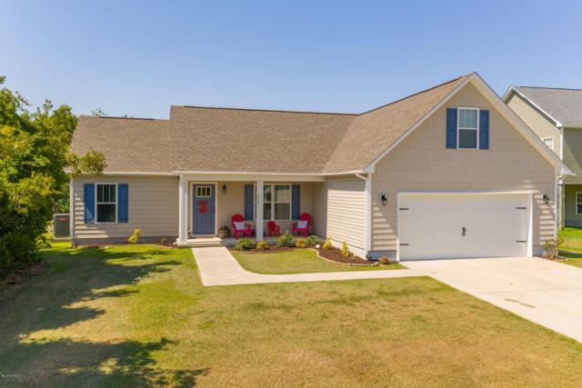 916 Eastman Creek Drive, Beaufort, NC 28516 (MLS #100174117) :: RE/MAX Essential