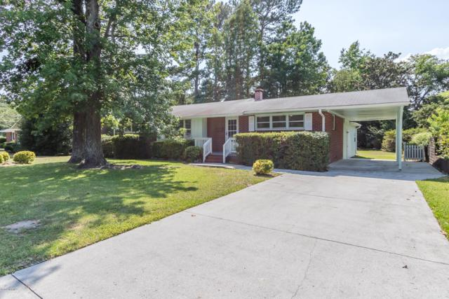 903 Vernon Drive, Jacksonville, NC 28540 (MLS #100174181) :: Vance Young and Associates