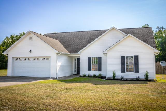 125 Spring Leaf Lane, Jacksonville, NC 28540 (MLS #100174384) :: Courtney Carter Homes