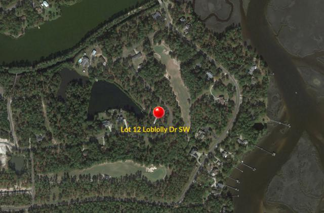 Lot 12 Loblolly Drive SW, Shallotte, NC 28470 (MLS #100174528) :: Lynda Haraway Group Real Estate