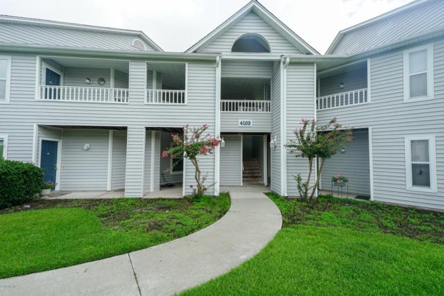 4103 Breezewood Drive #202, Wilmington, NC 28412 (MLS #100174580) :: Coldwell Banker Sea Coast Advantage