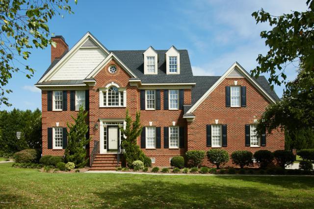 3641 Eagle Farm Drive N, Wilson, NC 27896 (MLS #100174591) :: RE/MAX Elite Realty Group