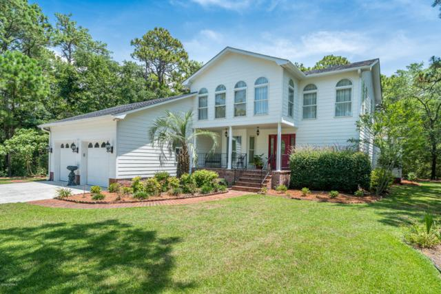 107 Flowering Bridge Path, Caswell Beach, NC 28465 (MLS #100174618) :: SC Beach Real Estate