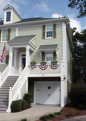 587 River Ridge Drive #6, Shallotte, NC 28470 (MLS #100174739) :: Lynda Haraway Group Real Estate
