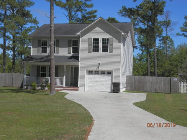 128 Van Riggs Road, Hubert, NC 28539 (MLS #100174751) :: RE/MAX Elite Realty Group