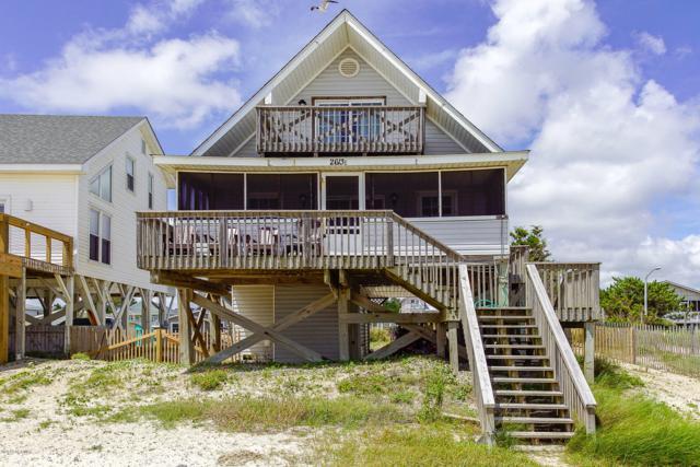 2613 E Beach Drive, Oak Island, NC 28465 (MLS #100174814) :: RE/MAX Essential