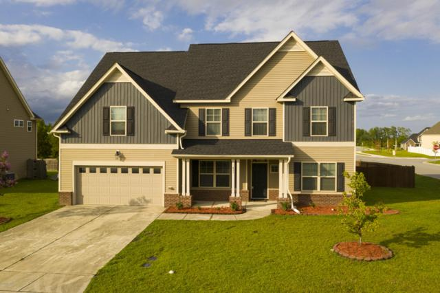 425 Cyrus Thompson Drive, Jacksonville, NC 28546 (MLS #100174876) :: Century 21 Sweyer & Associates