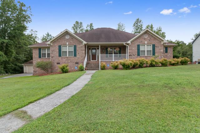 202 Crooked Creek Road, Jacksonville, NC 28540 (MLS #100174948) :: The Cheek Team