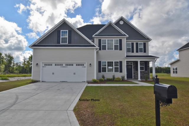 119 Colonial Post Road, Jacksonville, NC 28546 (MLS #100174963) :: David Cummings Real Estate Team