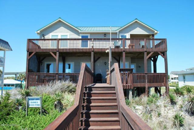 108 Ocean Boulevard E, Holden Beach, NC 28462 (MLS #100175001) :: Lynda Haraway Group Real Estate
