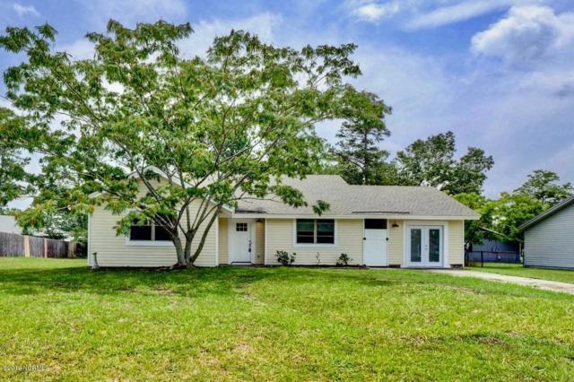 405 Dennis Road, Jacksonville, NC 28546 (MLS #100175063) :: Century 21 Sweyer & Associates