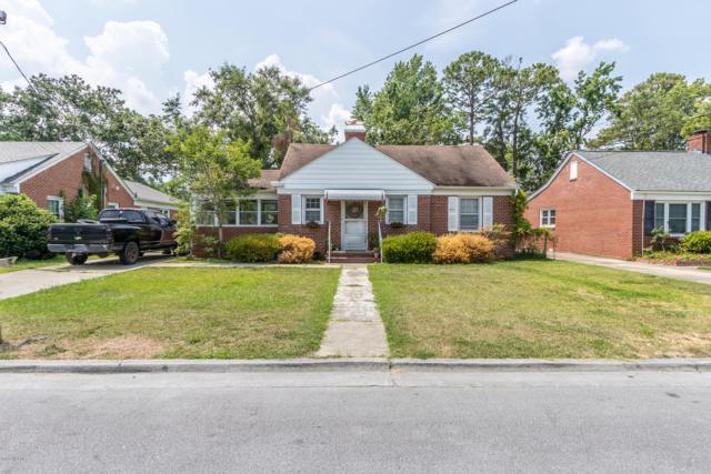 204 Canterbury Road, Jacksonville, NC 28540 (MLS #100175091) :: David Cummings Real Estate Team