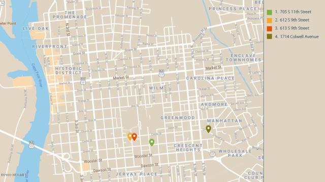 612 S 9th Street, Wilmington, NC 28401 (MLS #100175117) :: Lynda Haraway Group Real Estate