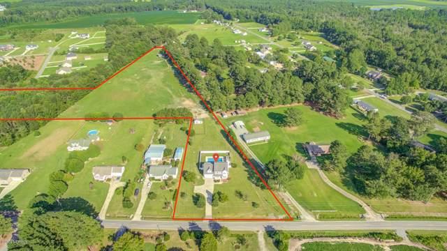 126 Parrish Memorial Road, Selma, NC 27576 (MLS #100175118) :: CENTURY 21 Sweyer & Associates