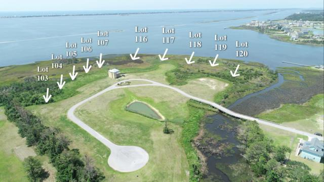 624 Fishermans Point, Newport, NC 28570 (MLS #100175155) :: Lynda Haraway Group Real Estate