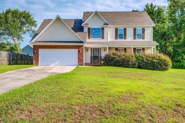 103 Stump Grove Court, Jacksonville, NC 28540 (MLS #100175162) :: Courtney Carter Homes