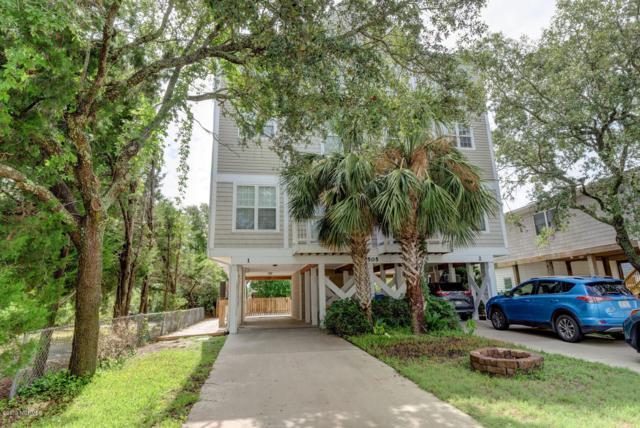 1505 Swordfish Lane #1, Carolina Beach, NC 28428 (MLS #100175201) :: The Keith Beatty Team