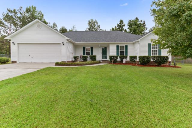 106 Stepping Stone Trail, Jacksonville, NC 28546 (MLS #100175261) :: Berkshire Hathaway HomeServices Hometown, REALTORS®