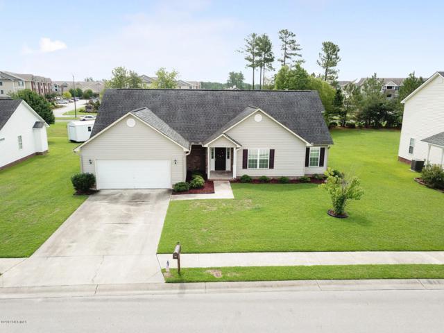 202 Burning Tree Lane, Jacksonville, NC 28546 (MLS #100175396) :: Courtney Carter Homes