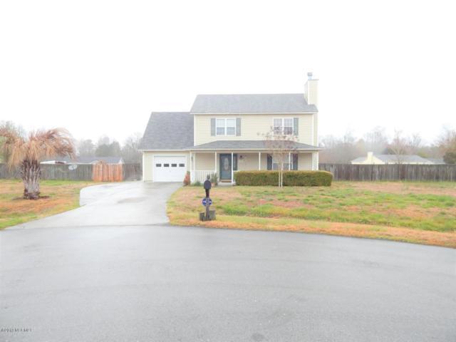 206 Buff Court, Jacksonville, NC 28540 (MLS #100175429) :: Courtney Carter Homes