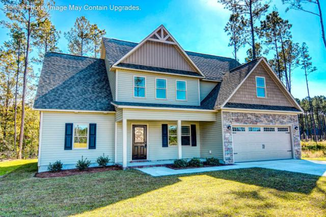 124 Tides End Drive, Holly Ridge, NC 28445 (MLS #100175434) :: The Keith Beatty Team