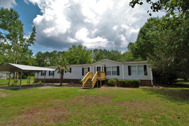 1168 Mccallister Road, Jacksonville, NC 28540 (MLS #100175441) :: Chesson Real Estate Group