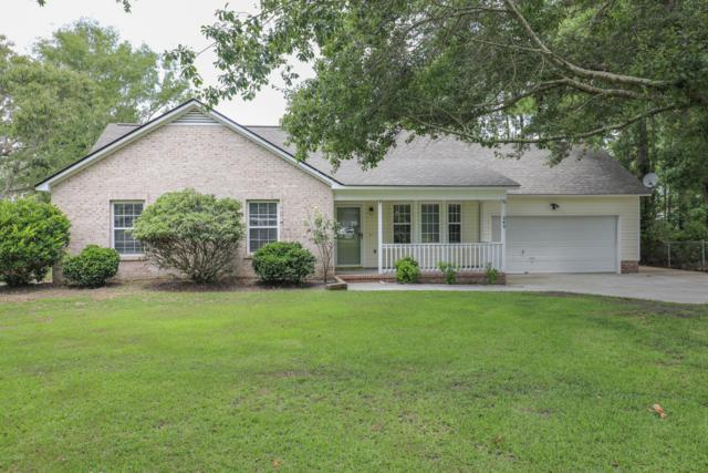 243 Shellbank Drive, Sneads Ferry, NC 28460 (MLS #100175482) :: RE/MAX Essential