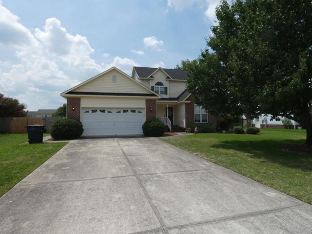 300 Hudson Lane, Jacksonville, NC 28540 (MLS #100175539) :: Century 21 Sweyer & Associates