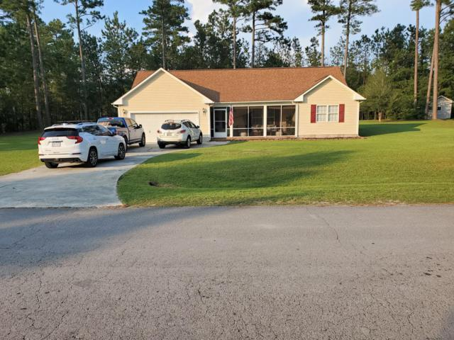 417 Jacqueline Drive, Havelock, NC 28532 (MLS #100175558) :: Lynda Haraway Group Real Estate