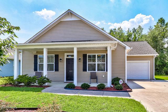 907 Edna Fields Drive, Navassa, NC 28451 (MLS #100175567) :: Courtney Carter Homes