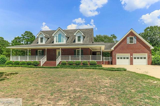626 Deer Acres Drive, Goldsboro, NC 27530 (MLS #100175569) :: The Pistol Tingen Team- Berkshire Hathaway HomeServices Prime Properties