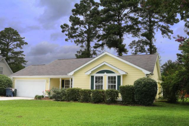 105 Marlo Circle, Jacksonville, NC 28540 (MLS #100175685) :: Century 21 Sweyer & Associates