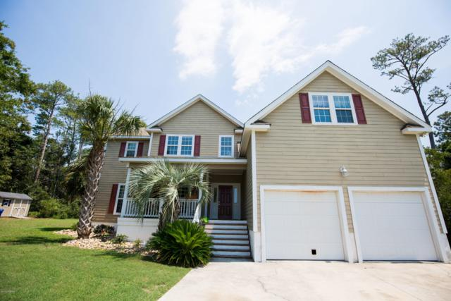 109 Beach Haven Cove, Cedar Point, NC 28584 (MLS #100175690) :: Vance Young and Associates